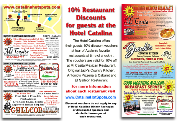 Catalina coupons 2018