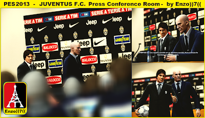 Juventus Press Conference Room