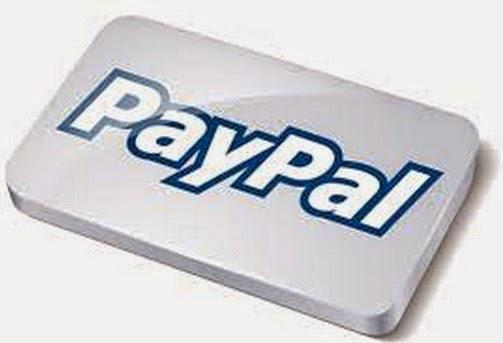 paypal logo, verifikasi paypal