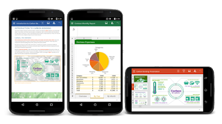 Microsoft Office for Android, tech, phone, smartphone, Android