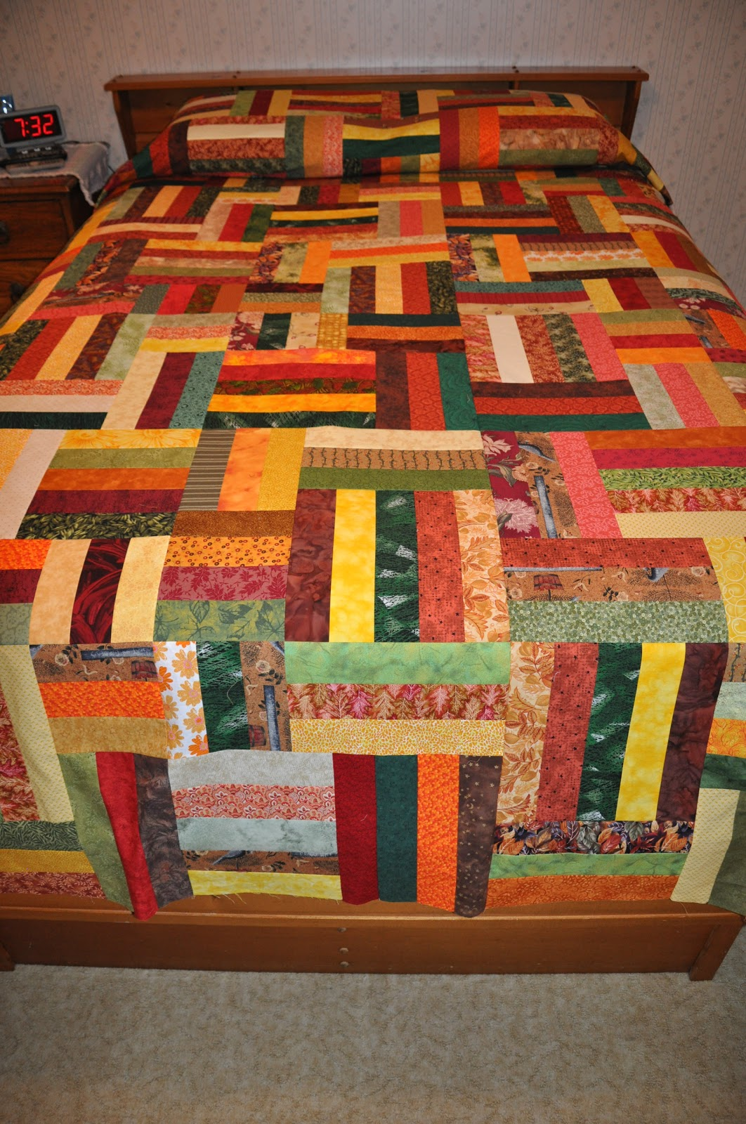 Popsicle Sticks Silver Thimble Quilting
