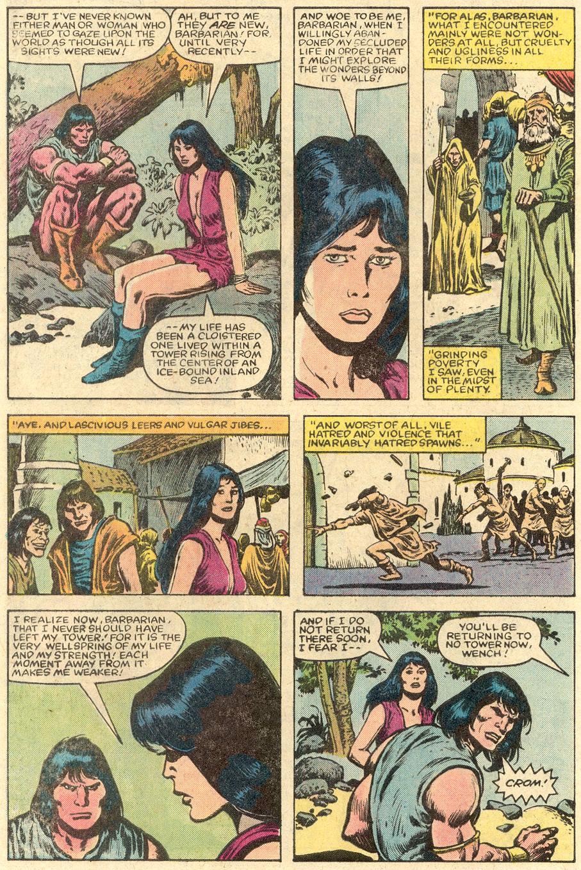Conan the Barbarian (1970) Issue #150 #162 - English 6