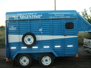 "TRANSPORTE ""EL ARGENTINO"" SPC"