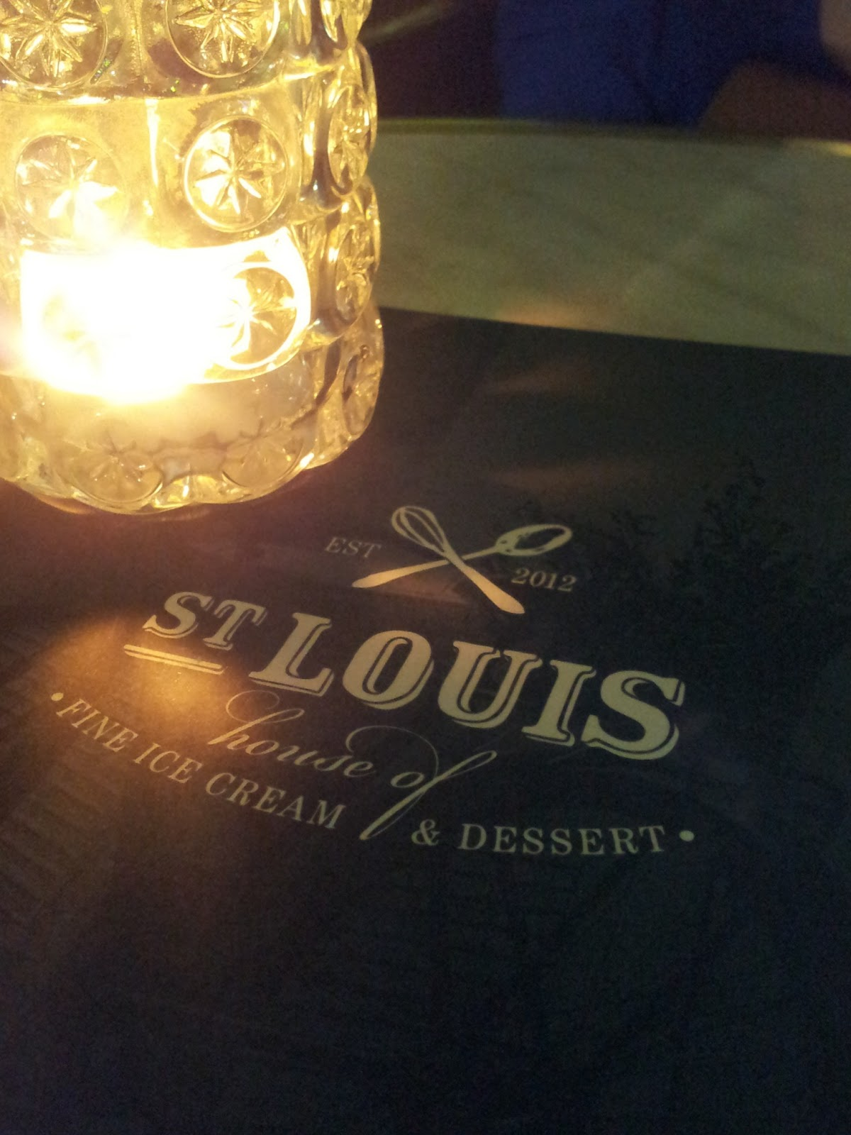 St Louis House of Fine Ice Cream & Dessert