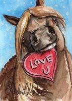 http://www.zazzle.com/valentine_pony_postcard_taffy-239665051967183798