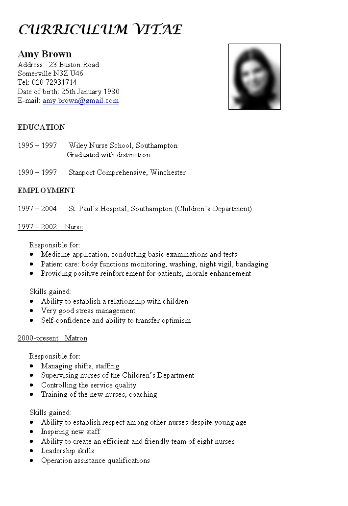 How to put your resume in pdf format