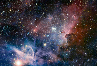 Carina Nebula ESO