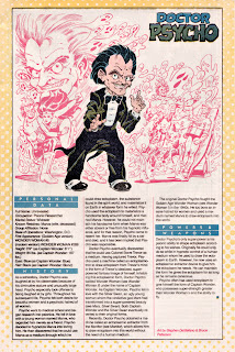 Doctor Psycho (ficha dc comics)
