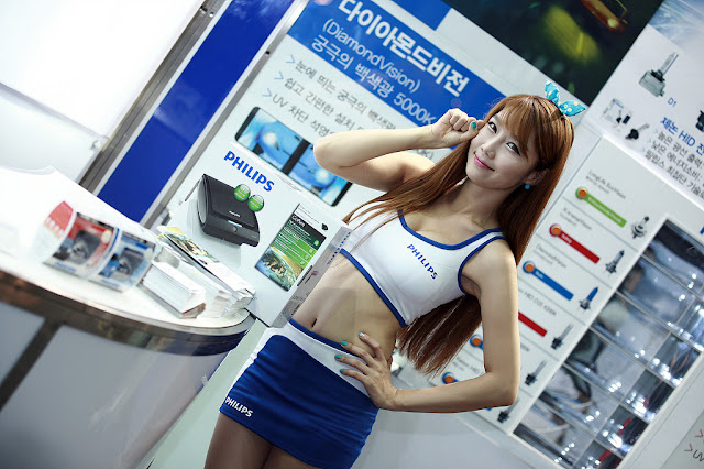 1 Go Jung Ah - Seoul Auto Salon 2012-Very cute asian girl - girlcute4u.blogspot.com