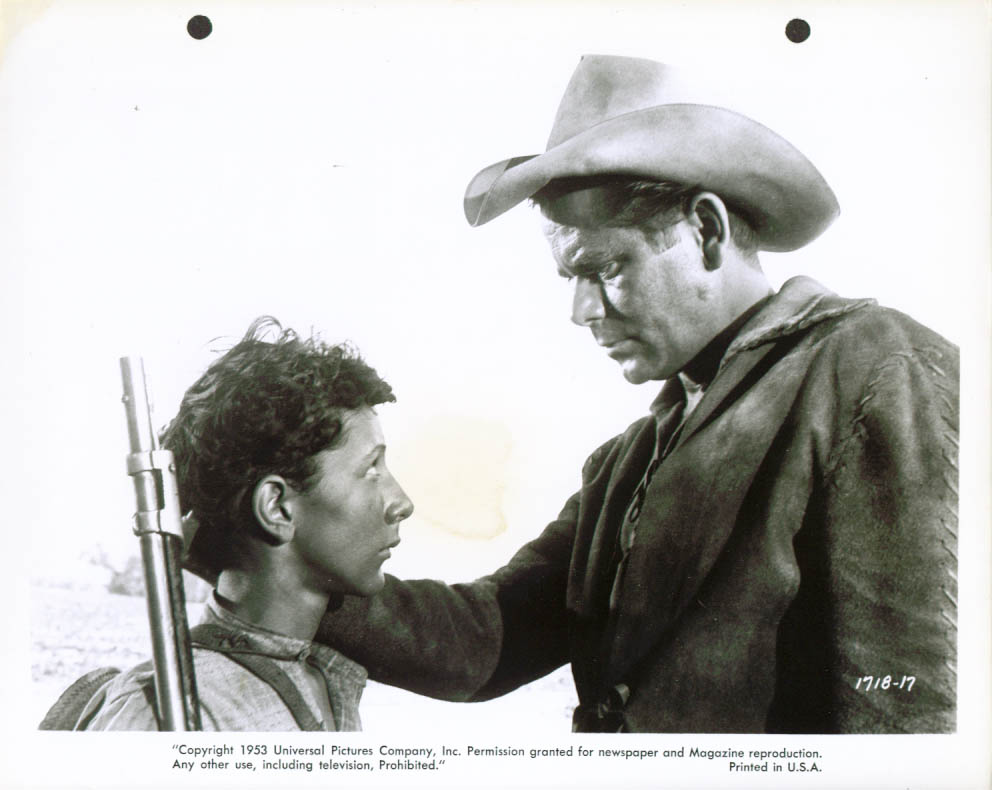 Jeff Arnolds West: The Man from the Alamo (Universal, 1953)