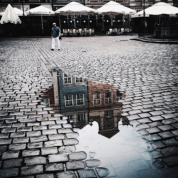Michał Koralewski - City of Puddles I