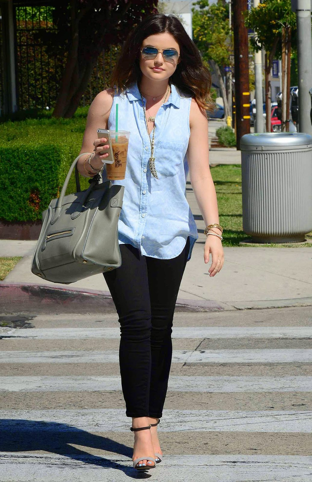 Style Files Lucy Hale Youfounderin