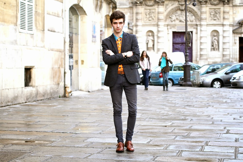 BLOG-MODE-HOMME-PREPPY-PARIS_Lyle-and-scott-polo-blazer-newlook-cuir-élégant-saos-dries-van-noten-Mensfashion