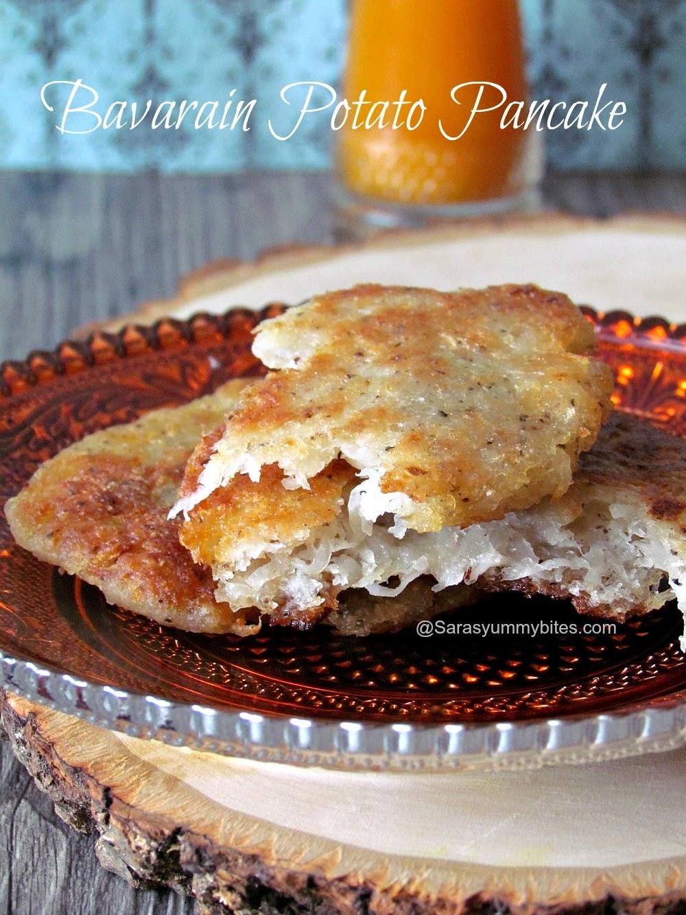 Bavarain Potato Pancake