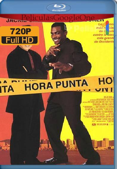 Una Pareja Explosiva (1998) BDRip [720p] [Latino] [GoogleDrive]