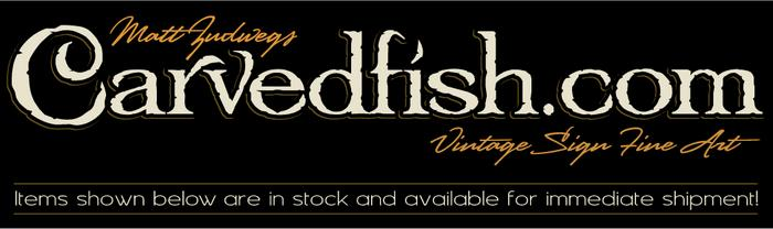 Carvedfish Signs and Decor