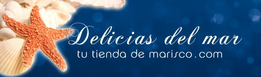 En Delicias del Mar, tu tienda de marisco on-line, podrs comprar marisco y pescado de la mejor calidad como lubina, dorada, langostinos, langostas, percebes, ncoras, bueyes de mar, bogavantes, camarones, almejas, centollos, cigalas, bgaros, 