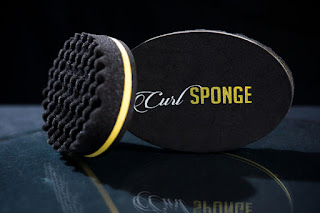 curl sponge for natural hair