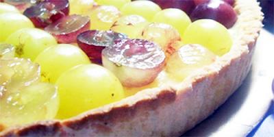 Tartaletas de Uva