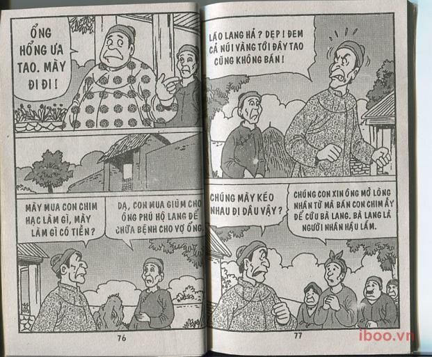 Truyện tranh Trạng Quỷnh Tập 200 trang 38