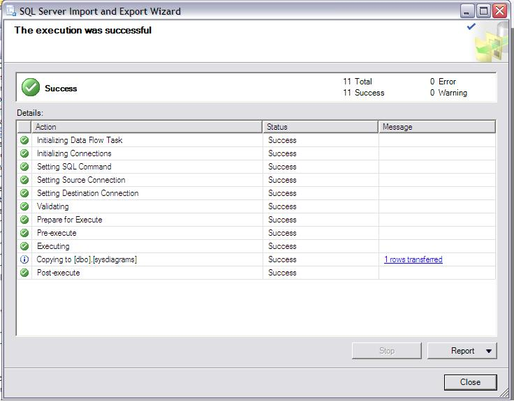 Ms sql server how to take backup of database diagrams ccuart Image collections