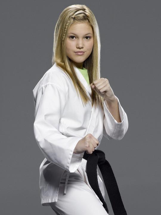 Kickin It Olivia Holt