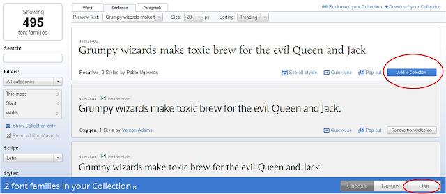 Cara Mengganti Atau Menambahkan Style Font Di template Blogger