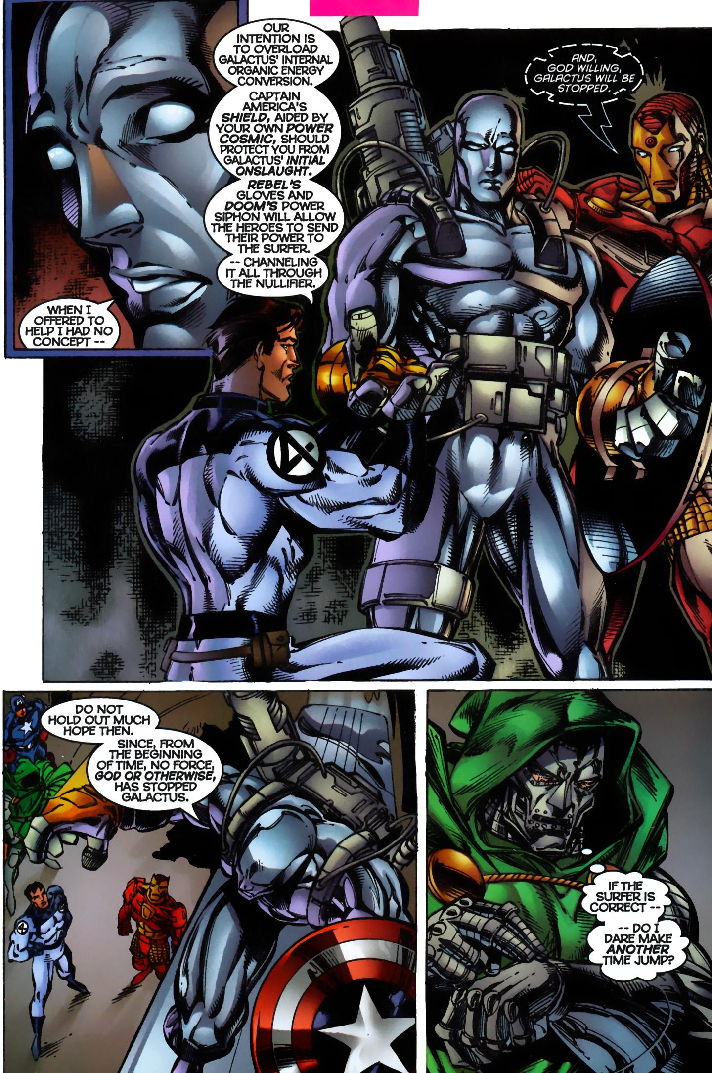 Captain America (1996) Issue #12 #15 - English 32