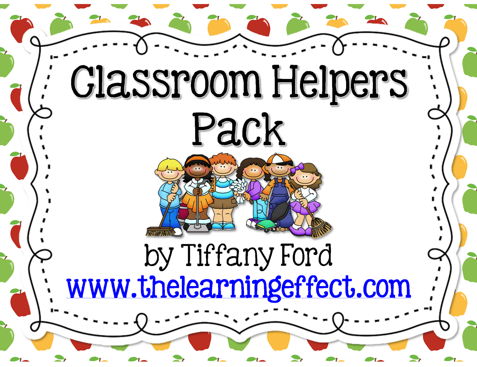 http://www.teacherspayteachers.com/Product/Classroom-Helpers-Pack-272153