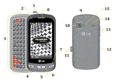 lg rumor reflex s user manual
