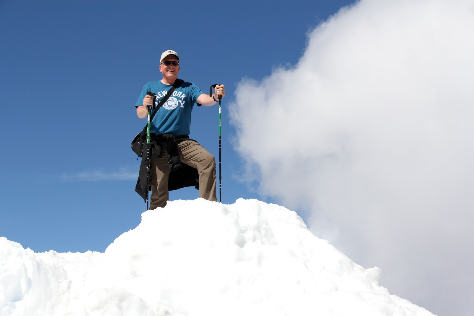 Oostenrijk voorjaar 20  Dag 20 Lermoos   Zugspitze en weer met ...