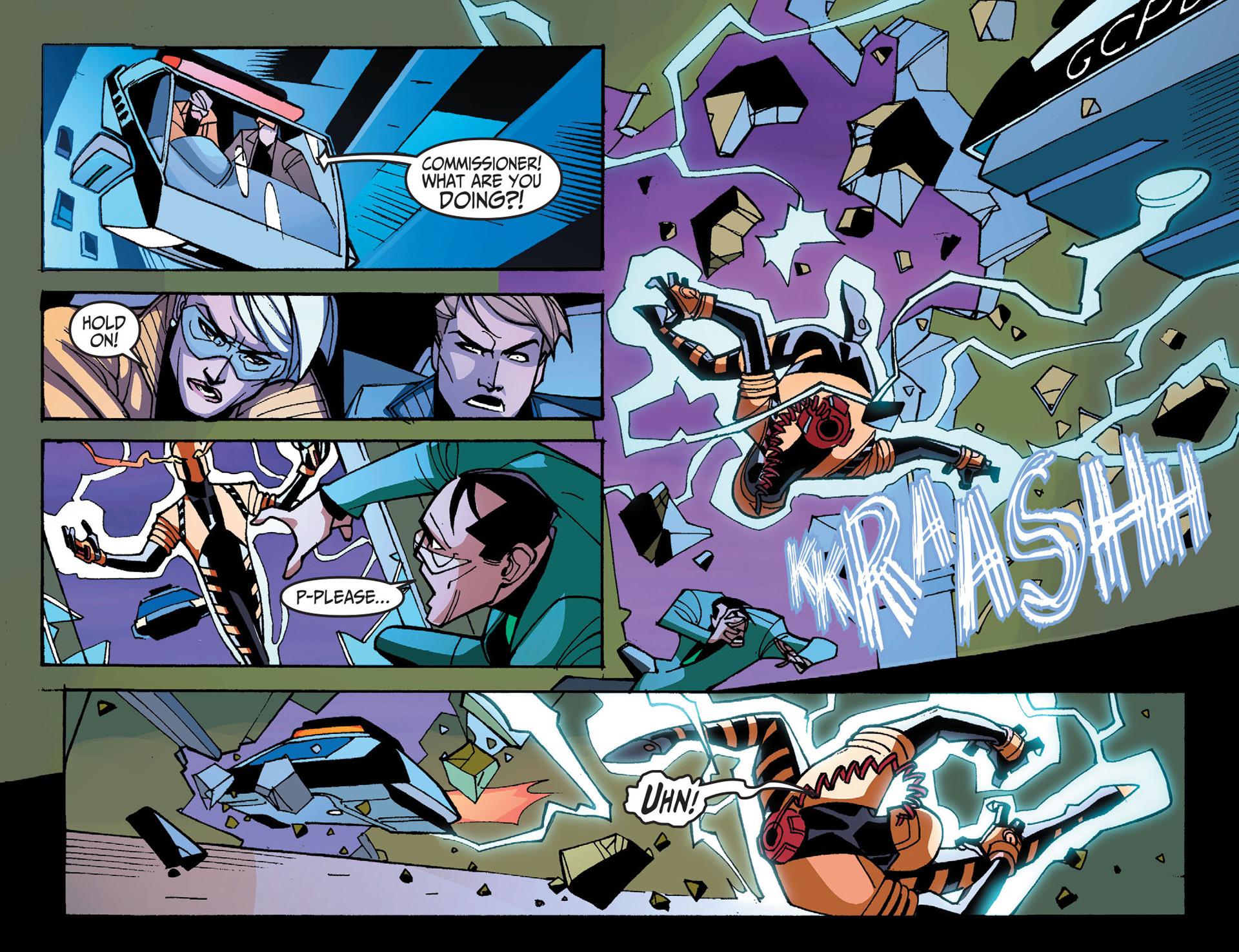 Batman Beyond 2.0 #8 #33 - English 7