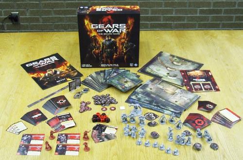 los amigos de catan juegos de mesa gears of war 1 4