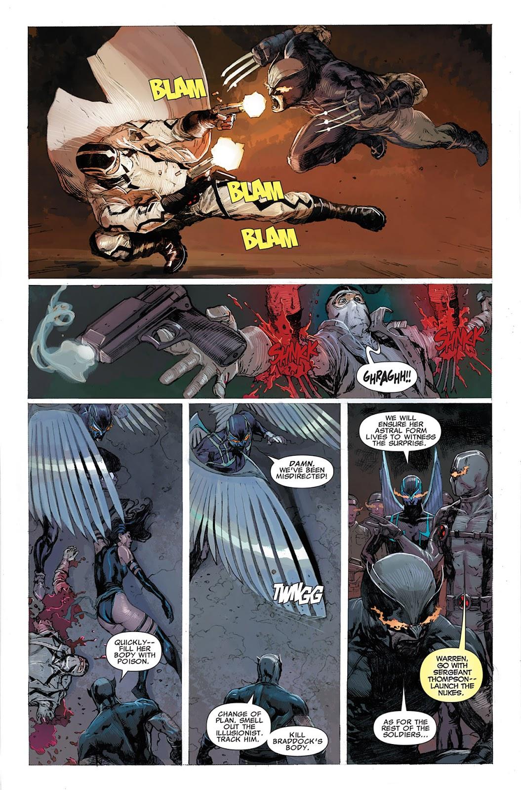 Uncanny X-Force (2010) Issue #8 #9 - English 13