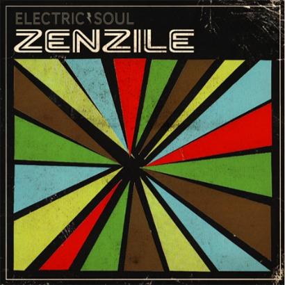 """Pochette d'""""Electric Soul"""" de Zenzile"""