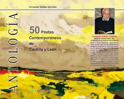 A LA VENTA EN ESTE ENLACE * NUEVO LIBRO: ANTOLOGÍA 50 POETAS DE CASTILLA Y LEÓN