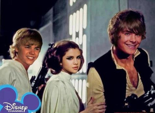 Star Wars version Disney