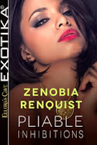 <i>Pliable Inhibitions</i><br>By Zenobia Renquist