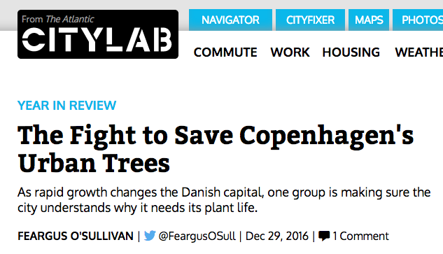 The fight to save Copenhagen's trees