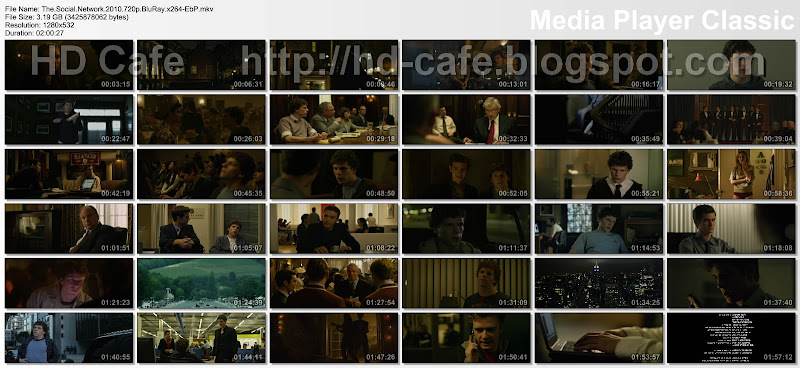 The Social Network 2010 video thumbnails