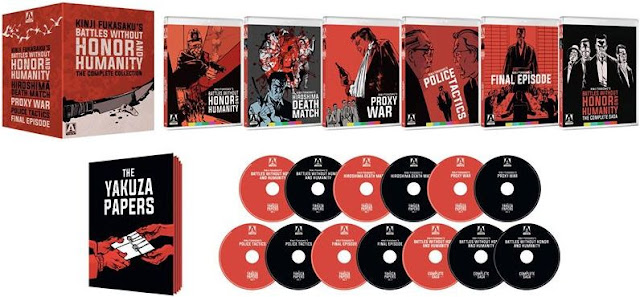 Battles Without Honor and Humanity - Dual Format Blu-ray and DVD