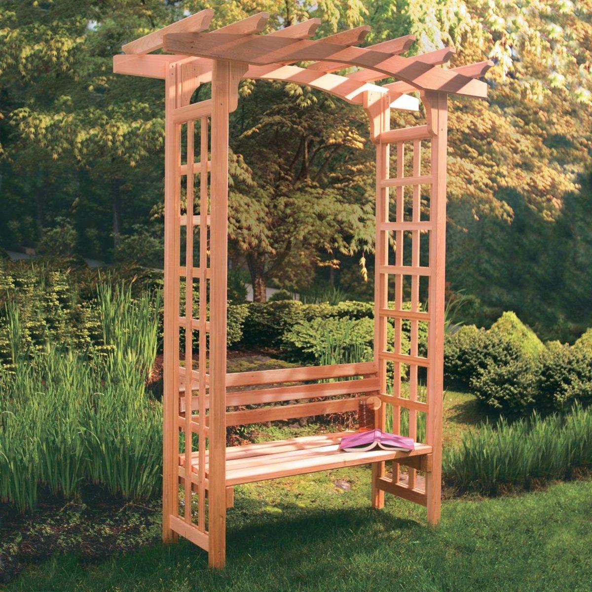 Garden Arbor Bench Arbor Tool Galleries