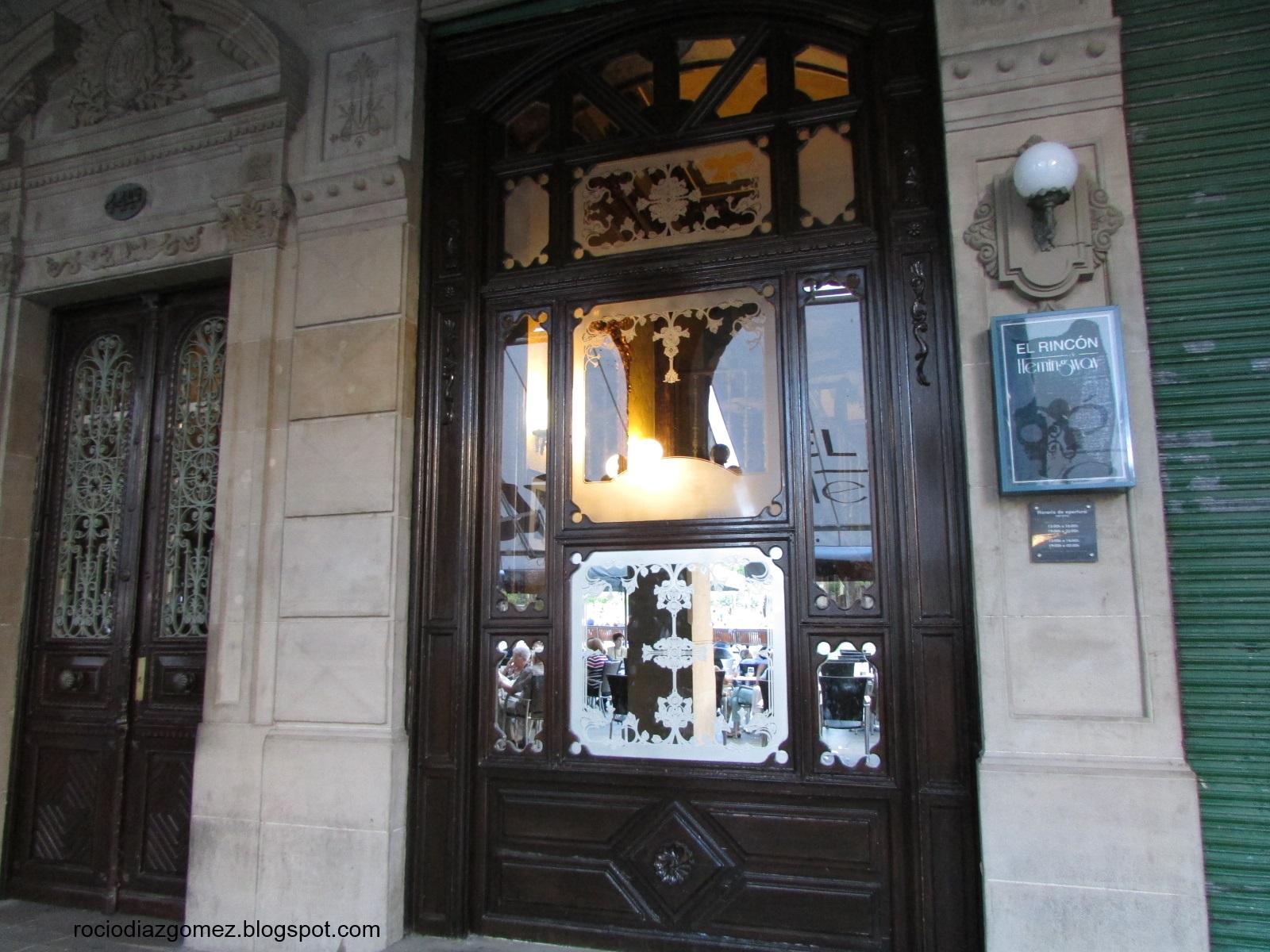 Roc o d az g mez hemingway una ruta literaria por pamplona for Banco bilbao vizcaya oficinas