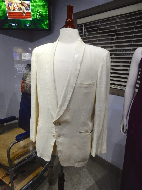 Don Johnson Miami Vice white jacket