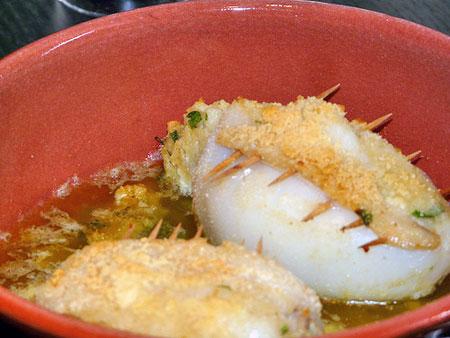 Le ricette di nadia gnali seppie ripiene for Cucinare seppie