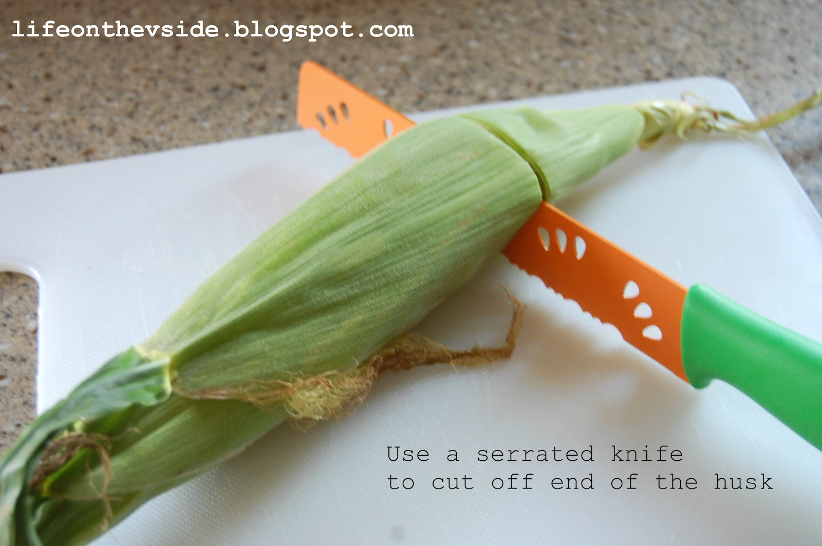 how to cook sweet corn in the microwave