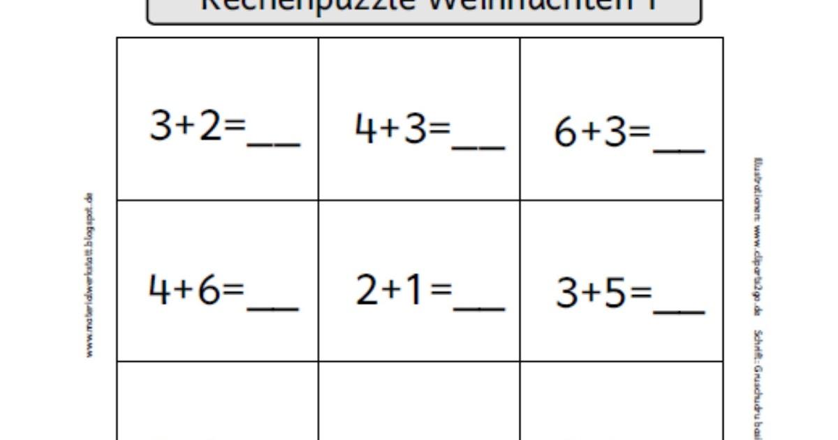 Übungen Mathe Klasse 1 kostenlos zum Download  lernwolfde
