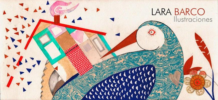 Lara Barco - Ilustraciones