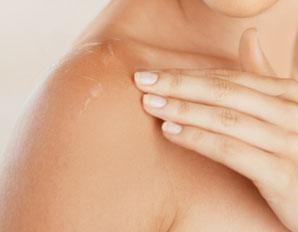 itching skin