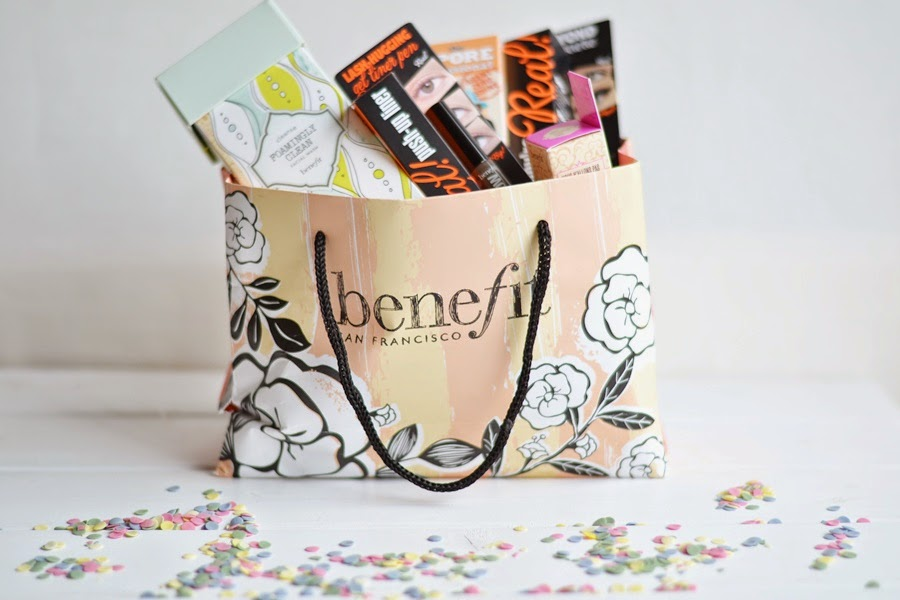 New in Benefit